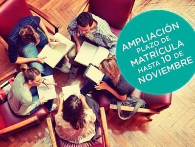 UNED: plazo de matrícula hasta el 10 de noviembre