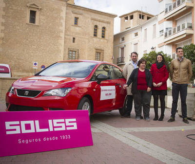 Soliss Seguros regala un coche en Hellín