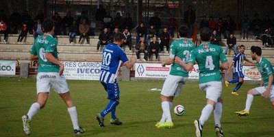 El CF Talavera pone un pie en Tercera División