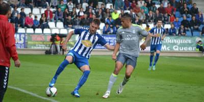 El CF Talavera pierde (3-4) pero llega vivo a la última jornada