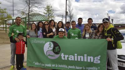 Gran actuación del Talavera Training