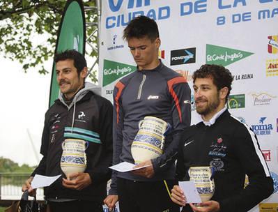 Javier Romo triunfa en el Ciudad de Talavera
