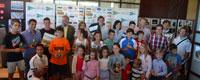 FD Formación Deportiva entrega los trofeos del I Torneo de Tenis Solidario