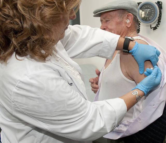 La vacunación de la gripe, hasta el 29 de febrero