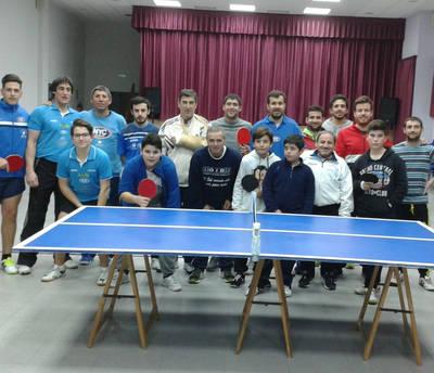 El Club Tenis de Mesa Talavera visita Gamonal
