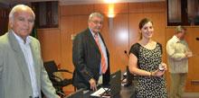 El Colegio Oficial de Aparejadores de Toledo brinda su reconocimiento a los antiguos y nuevos colegiados