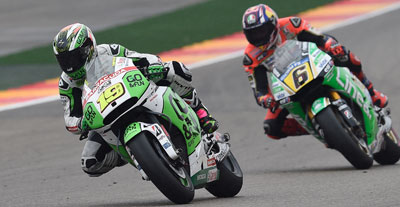 Lorenzo gana la carrera impredecible