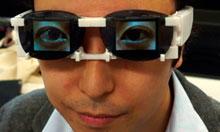 Inventan una gafas para ocultar los sentimientos