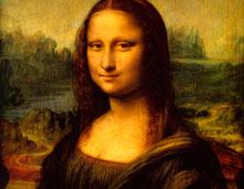 La Mona Lisa pudo ser la primera imagen creada en 3D