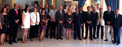 Toledo acogerá en el mes de noviembre la Asamblea de la Red de Ciudades AVE