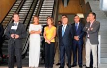 Page afirma que el remonte mecánico de Safont convierte el Casco Histórico de Toledo en el más accesible de Europa