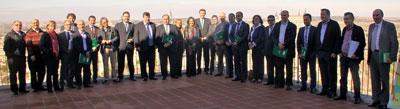 La Fundación Caja Rural Castilla-La Mancha apuesta por llevar el bilingüismo a las zonas más rurales de la región