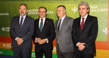 Caja Rural Castilla-La Mancha apoya los Talleres de Empleo de la Diputación de Toledo