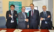 Caja Rural CLM suscribe un convenio en materia social con CEOE-CEPYME Cuenca