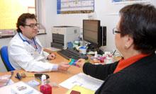 El Hospital de Talavera tiene 890 pacientes menos en lista de espera de consultas externas que hace un año