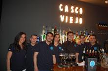 Casco Viejo Bar & Kitchen abre sus puertas en la Plaza Villatoya