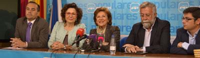 """Ayuso: """"Gracias a la política económica de Rajoy hoy somos la admiración de la UE"""