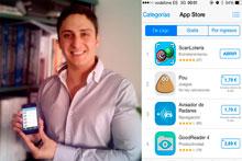 Un ingeniero de la UCLM es el creador de la aplicación más vendida del App Store en España