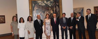 Inaugurada la exposición 'El Greco y la pintura moderna' en el Museo del Prado