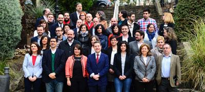 El PSOE ratifica en el Comité Regional sus listas en casi un 80 por ciento