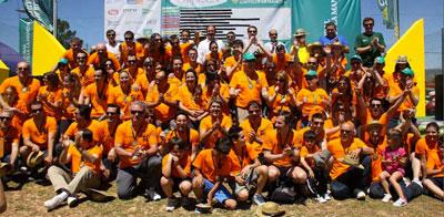 """Caja Rural Castilla-La Mancha celebra sus X Juegos Deportivos """"Desafío 2014"""""""
