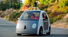 El nuevo coche de Google puede circular sin conductor