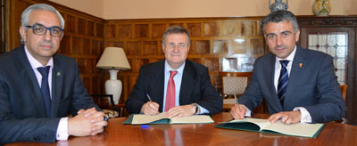 La Diputación invierte 37.000 euros en el Cultural Talavera de la Reina