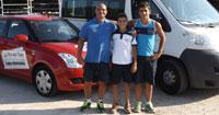 Sexta plaza para Rubén Muñoz en el Campeonato de España
