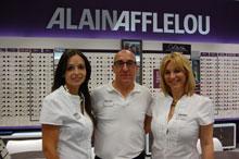 Alain Afflelou abre nueva tienda en la Calle Trinidad