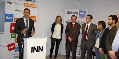 Grupo INN presenta sus nuevas instalaciones en Talavera
