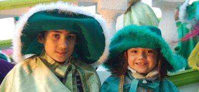Muelas avanza que nueve carrozas y más de 500 personas desfilarán en la Gran Cabalgata de Reyes del lunes