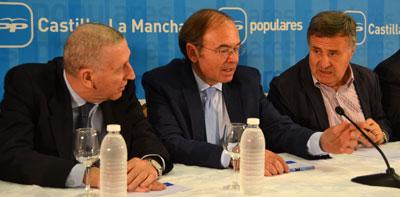 El PP llamará a la participación para las europeas en todos los municipios de la provincia