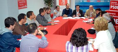 Los talaveranos serán quienes redacten el programa electoral del PSOE de Talavera