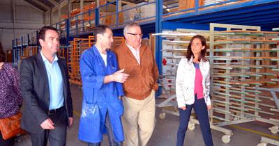 Corrochano aboga por la captación de empresas para el desarrollo de Torrehierro