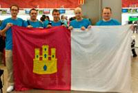 Representantes castellano-manchegos en los Europeas Summer Games