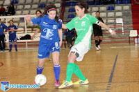 El FS Talavera Femenino cae en el derbi local ante el Talavera Atlético