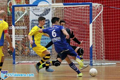El Soliss Fútbol Sala Talavera vence pero deja muchas dudas por el camino