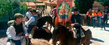 Concurrida y exitosa romería en honor a la 'Virgen de Valdelenguas' en Pepino