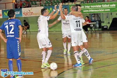 El FS Talavera vence al Inter 'B' y firma su primera victoria como visitante