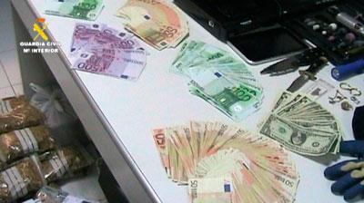 Dos integrantes de un grupo criminal detenidos por 26 delitos de robo cometidos principalmente en la provincia de Toledo