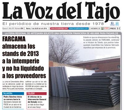 García Page dispuesto a poner un stand en FARCAMA si le dicen dónde están los de 2013