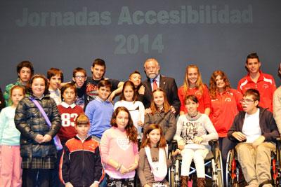 Talavera se une al Día Internacional de las Personas con Discapacidad 2014