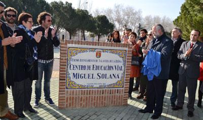 El Centro de Educación Vial 'Miguel Solana' se inaugura de manera oficial