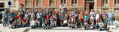 El maratón de Taboracrom reúne a 123 fotógrafos en su IX edición