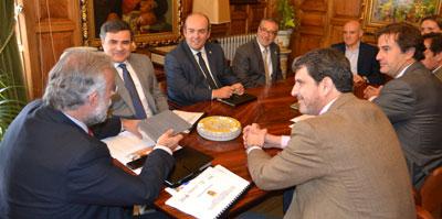 Caja Rural y FEDETO se unen al plan de dinamización del comercio local de Talavera