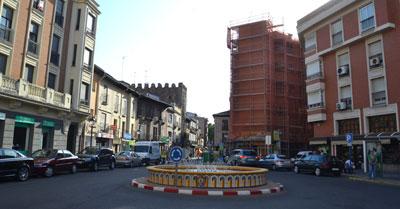 'Del umbral', proyecto ganador del Urban de la Plaza del Reloj y la Corredera