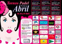Torneo de Padel Feria de Abril en Talavera