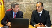 Gregorio presenta en la provincia la nueva página web de información personalizada