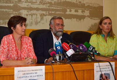 10.000 euros para incentivar a los artesanos de Talavera a concurrir a ferias regionales