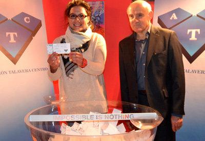 El cheque de 2.000 euros de la ATC ya conoce ganadora